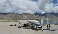 贡嘎机场3